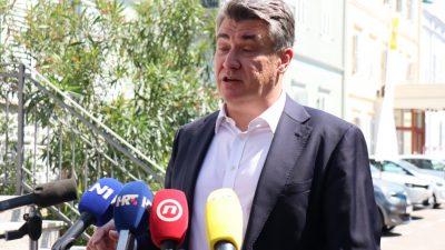 VIDEO Predsjednik Milanović: Desetljećima sam ovdje ljetovao. Krk je danas Eldorado za moderni turizam