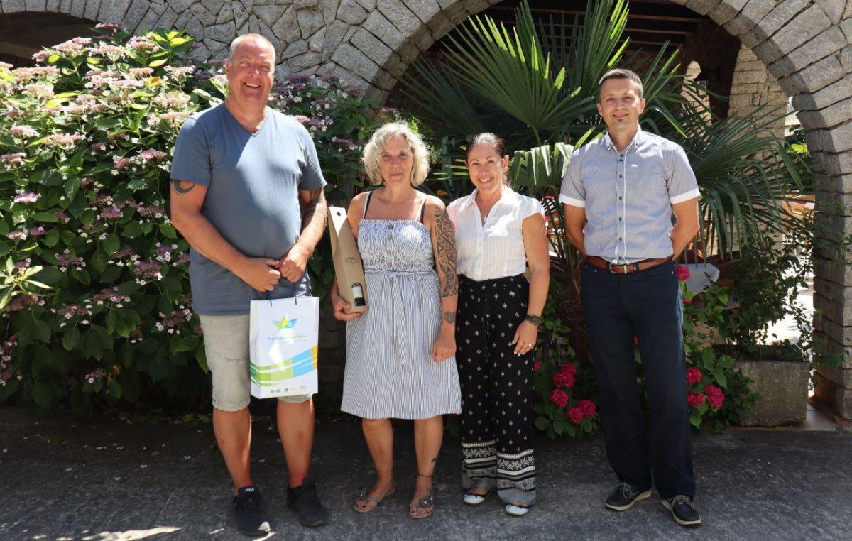 Anita i Thomas Spielhagen već 10 se godina vraćaju na Krk: Nigdje na svijetu ljudi nisu topli i gostoljubivi kao u Malinskoj