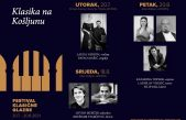 Klasika na Košljunu: Srpanj i kolovoz u znaku festivala klasične glazbe