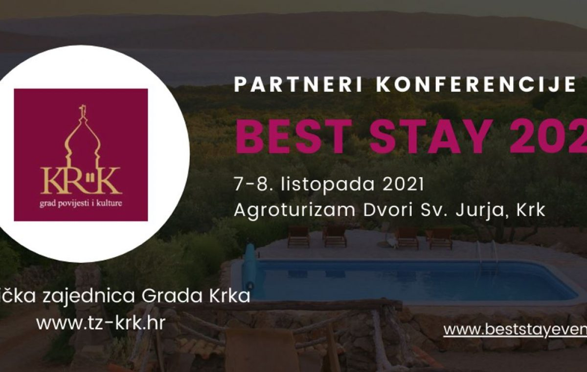 Best Stay konferencija ove jeseni stiže na Krk