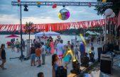 VIDEO Kiši u inat, u Njivicama uspješno održan Festival sladoleda