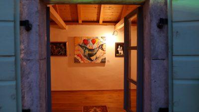"""U Kući dubašljanske baštine otvorena izložba Marije Kononov """"Pjesme mora"""""""