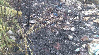 FOTO Požar na Treskavcu ugašen brzom intervencijom JVP Krk, izgorjelo 500 četvornih metara šume