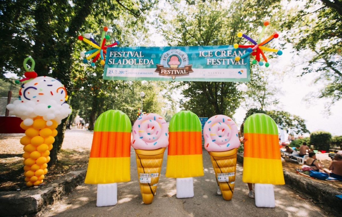 Slatka zabava za velike i malene: Festival sladoleda stiže u Njivice