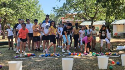 FOTO U Krku održan već tradicionalni vjeronaučni kamp