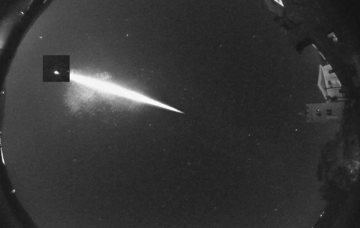 VIDEO Meteor iznad Rijeke: Vatrena kugla sjajila je poput Mjeseca, vidjela se s udaljenosti od 530 km!