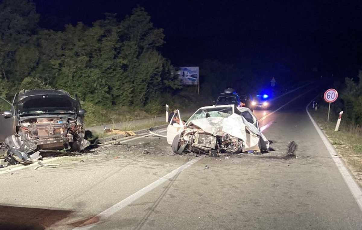 PU PGŽ: Tešku nesreću kod Krka izazvao je poginuli mladić. Fotografije s mjesta nesreće su potresne