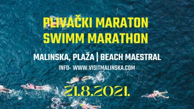 Plivački maraton za velike i male ove subote u Malinskoj