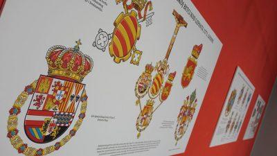 450. obljetnica: Postavljena izložba Grbovi, zastave i znakovlje na ratnim galijama saveza Svete lige u pomorskoj Bitki kod Lepanta