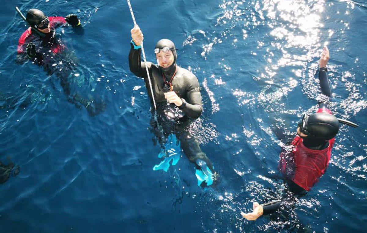 Krčko podmorje 2021.: Završeno treće izdanje natjecanja u dubinskom ronjenju na dah Adriatic Freediving Trophy