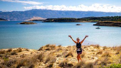 15. Rab Island Trail: Stotine trkača na Rajskoj plaži u Loparu, pobjedu na sve tri trase odnijeli Hrvati