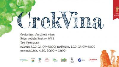 I ovo leto nova štorija: Festival vina CrekVina Kastav na Belu nedeju dovodi najbolja kvarnerska (i krčka) vina