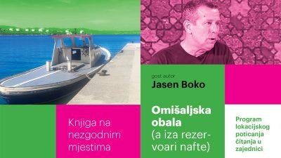 Od Pariza do otoka Krka: Poznati hrvatski putopisac i dramaturg Jasen Boko stiže u Omišalj
