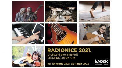 Muzika u koracima – MooK: Jesenske radionice na Krku – više od glazbe za sve uzraste