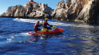 Na Krku svečano obilježavanje 25. godina djelovanja Službe spašavanja života na vodi i ekološke zaštite priobalja