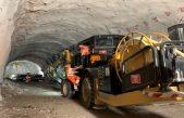 FOTO Napad na novu cijev tunela Učka: napreduje se 5 do 10 metara dnevno
