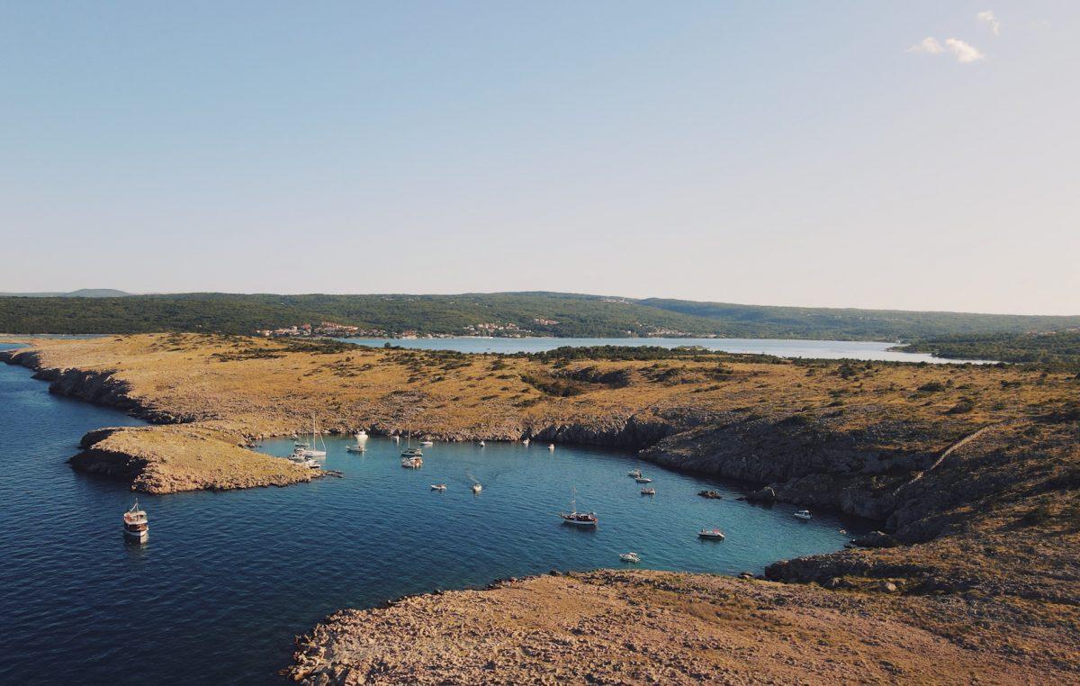 FOTO NAJAVA Adria Outdoor Session usidrio se u jednoj od najljepših malih uvala otoka Krka