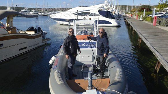 """Krčka posada intervencijskog broda baze EmergenSea nominirana za prestižnu """"Plavu vrpcu Vjesnika"""""""