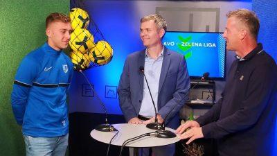 [VIDEO] Plavo-zelena liga: gosti iz Jadrana Poreč, Ivetić i Ribarić, odaberite naj gol kola
