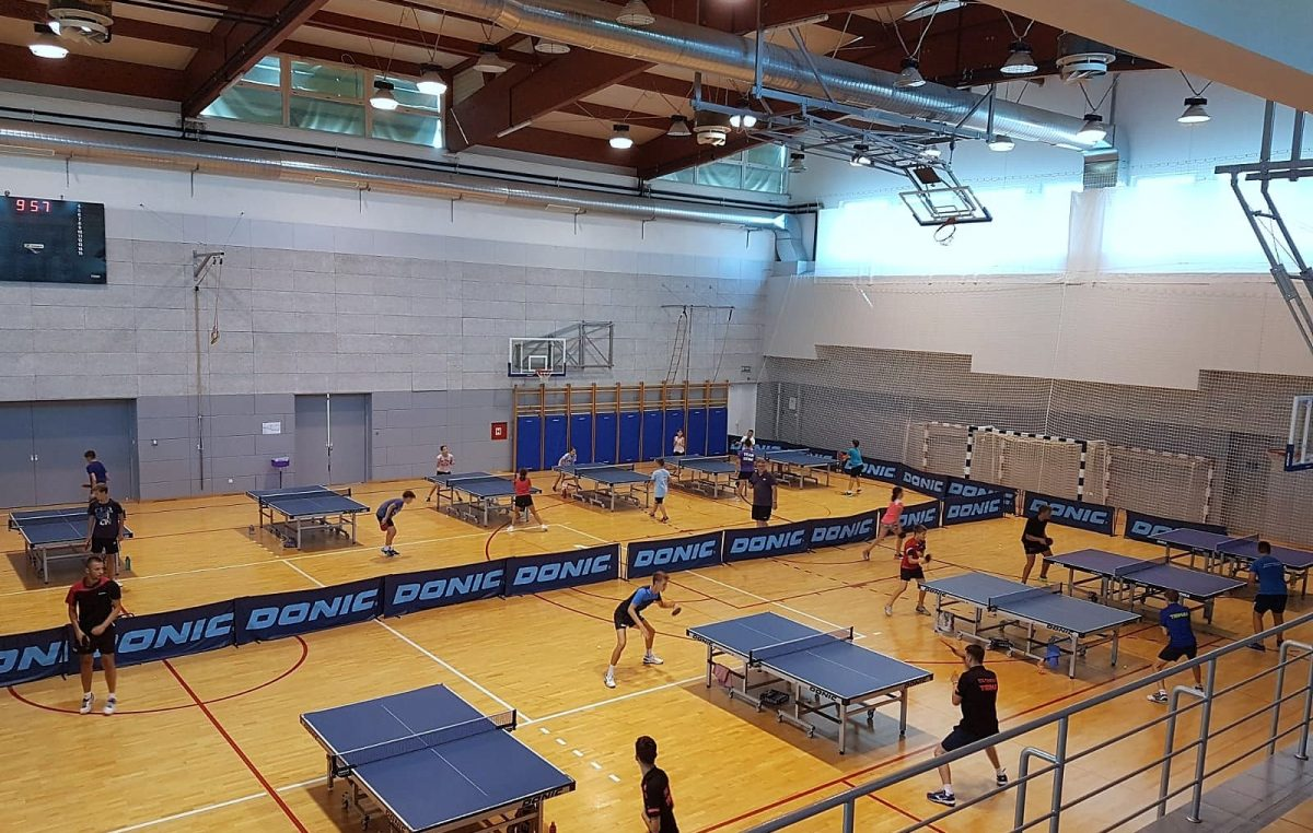 100 sportaša sa 6 otoka: 9. Prvenstvo jadranskih otoka u stolnom tenisu stiže na Krk
